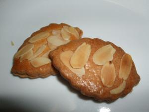柏の葉クッキー