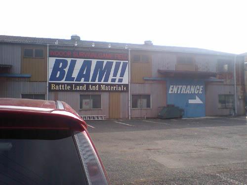 BLAM!!と言うところ