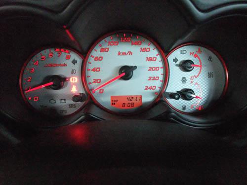 距離と燃費がスゴイコトニw