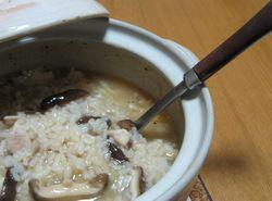 鶏中華風粥