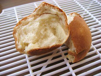 パンでした。