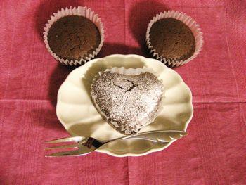 チョコケーキ。