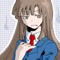 幽霊が見える女子高生紗枝さん。