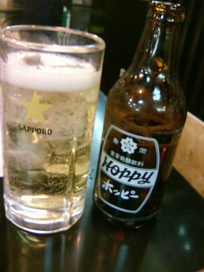 升亀本店ホッピー