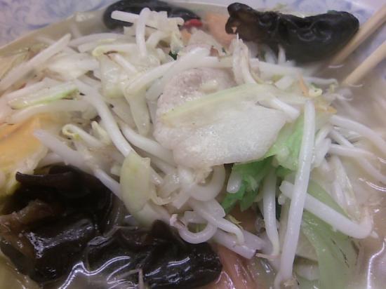福しん 公会堂前店タンメン