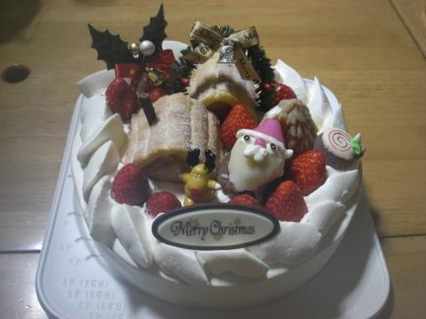 X,mas クリスマスケーキ