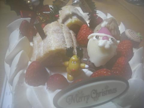 X,mas クリスマスケーキ2