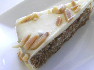 アーモンドケーキ1ピース