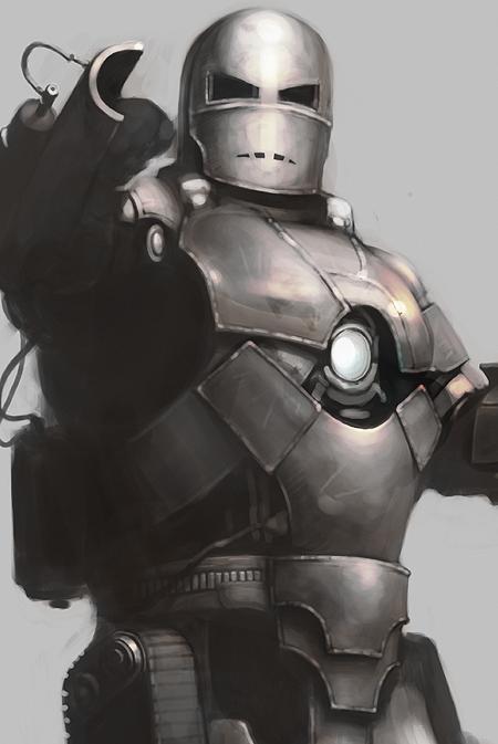 IRON MAN Mk-I