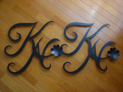 KN+クローバー妻飾り
