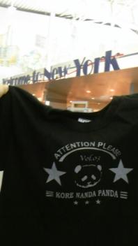 パン君、ニューヨークに行く