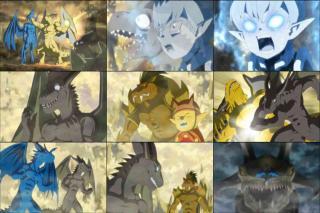 ブルードラゴン - 天界の七竜0314