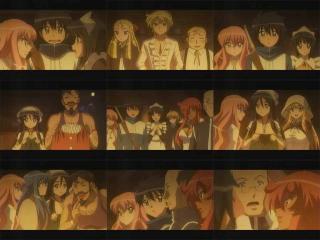ゼロの使い魔~三美姫の輪舞~0910
