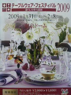 tableware2009