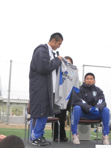 081213 音サッカー 布さんユニ