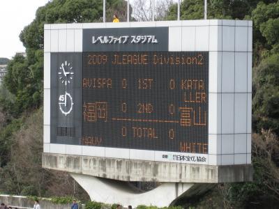 090307 開幕戦 結果