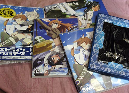 strike witches DVD 06