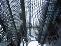 ガメラが破壊した京都駅