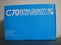 C70 EXTRA QUALITY SET