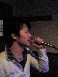 2008忘年会カラオケ