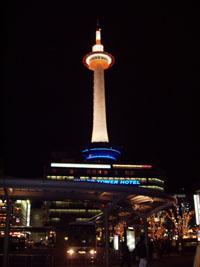 080102京都タワー