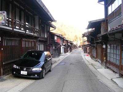 080113パンプキン、奈良井宿 030