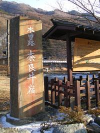 080113パンプキン、奈良井宿 046