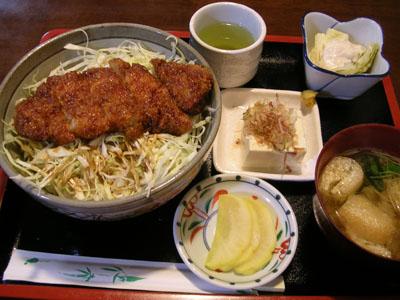 080316ソースかつ丼(きたはら) 002