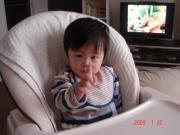 1歳っ(`・ω・´)シャキーン