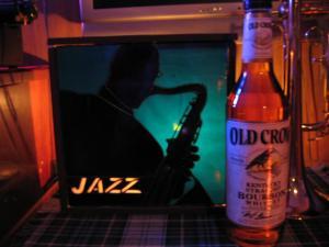ジャズ&バーボン