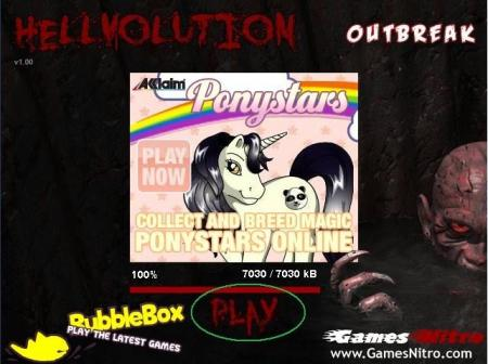 「Hellvolution」1
