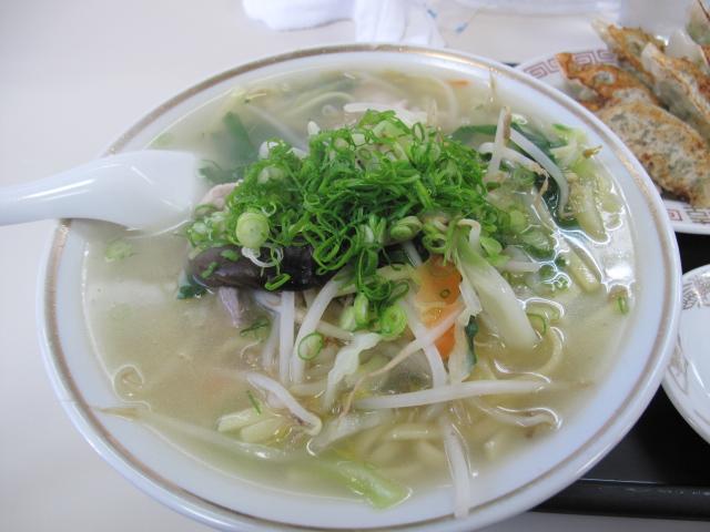 太麺タンメン