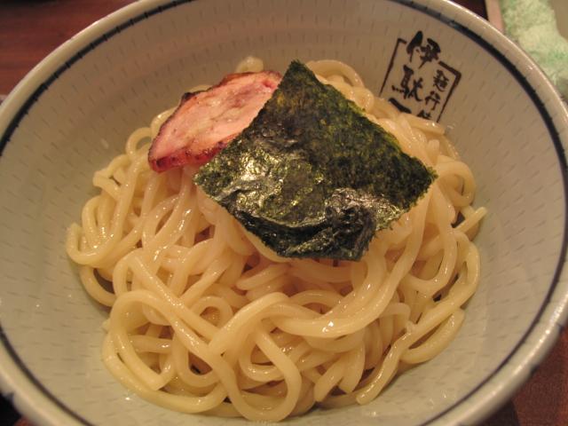 銀つけの麺