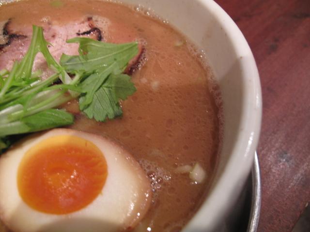 越豚のスープ