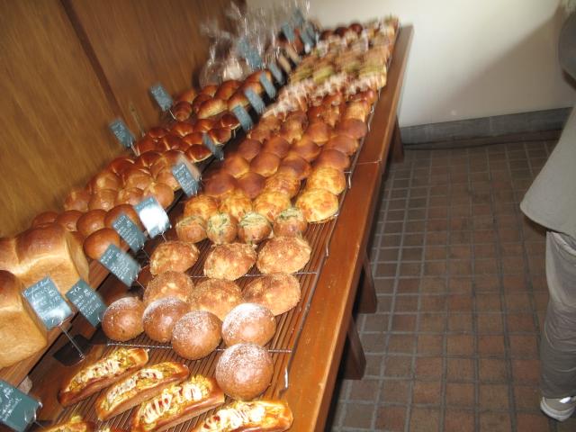 いろいろなパン2