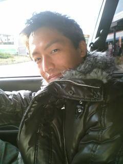 車中も寒い