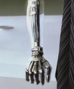 Sharp's robot hand