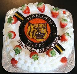 タイガースケーキ
