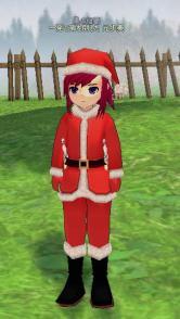 赤サンタになっちゃったs