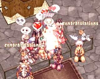 8月19日結婚式3