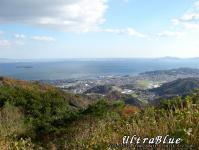 三ヶ根山展望台
