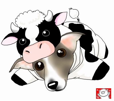 牛ウィペット