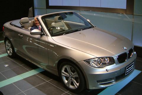 BMW 1カブリオレ