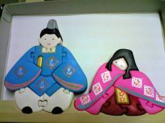 金木クラフト雛人形10_400