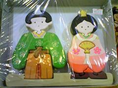 金木クラフト雛人形8_400