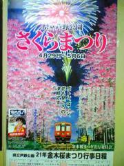 2009桜祭りポス_400