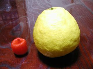 ジャンボレモン