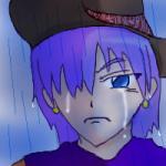 帽子の方向がおかしい…^^;
