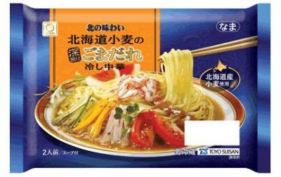 マルちゃん 北海道小麦のごまだれ冷やし中華