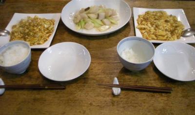 麻婆豆腐 2008.2.25